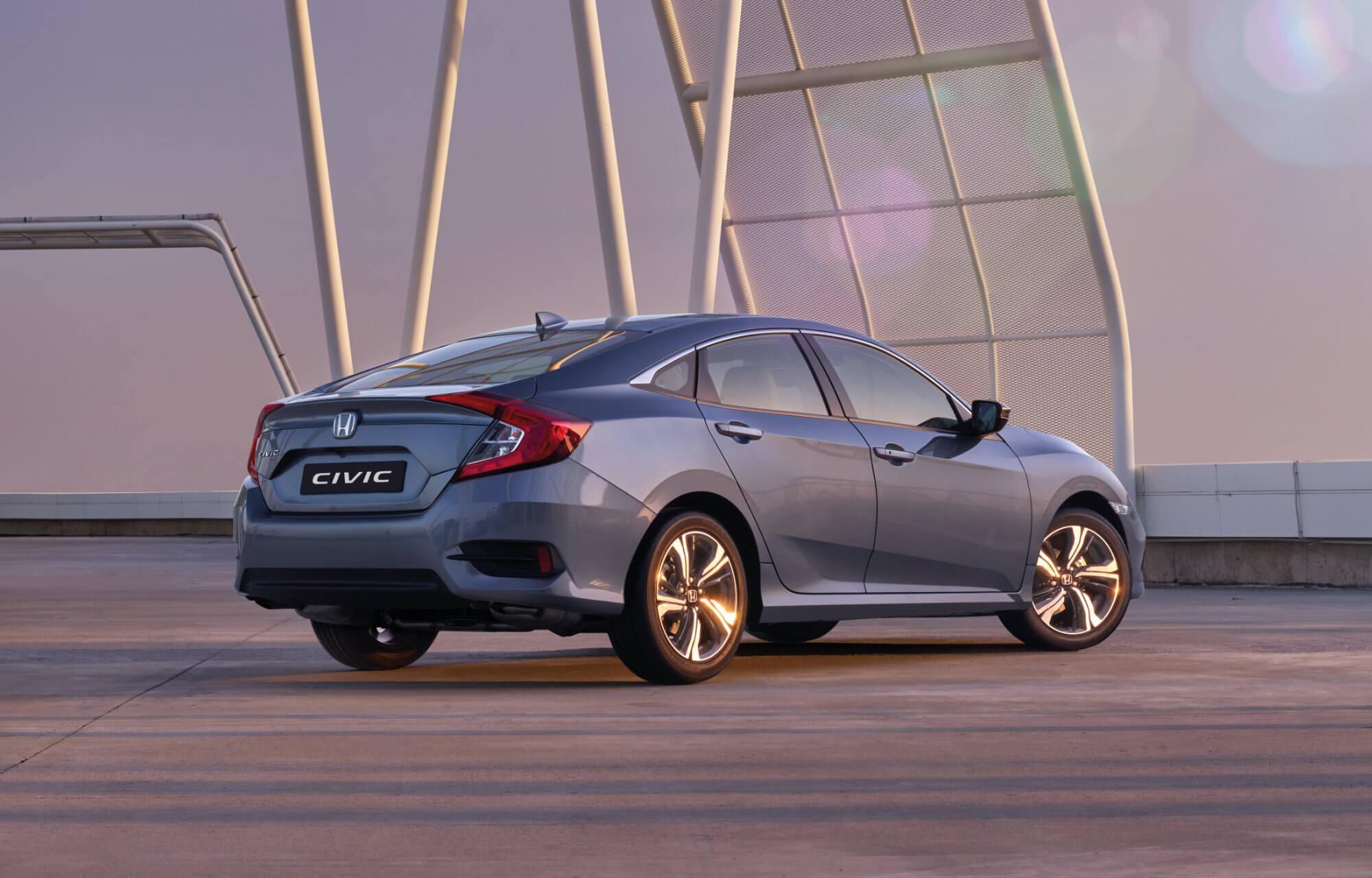 Honda Civic Sedan available at Denis Kinane Motors