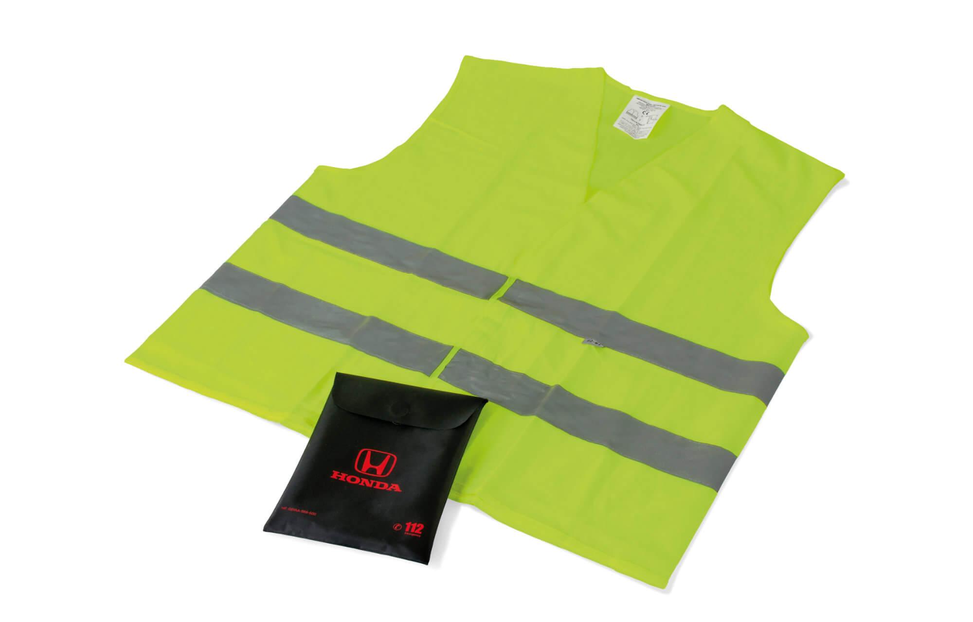 Honda Fluorescent Vest