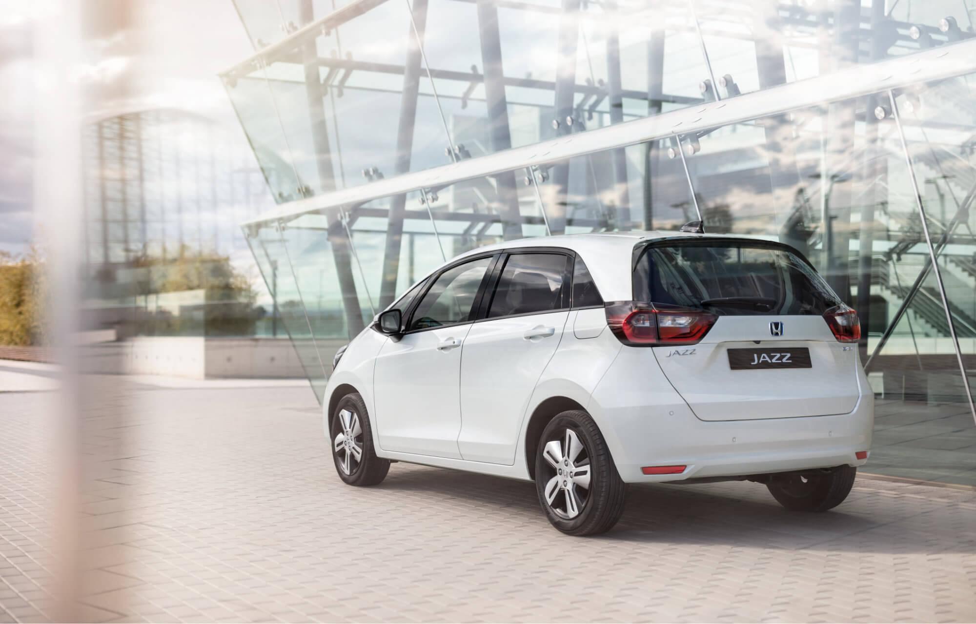 All-New Jazz Hybrid wins Reddot Car Design Award 2021