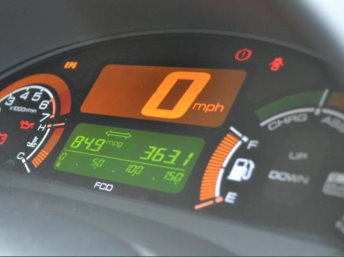 Honda Insight achieved 84.8mpg over 360 miles