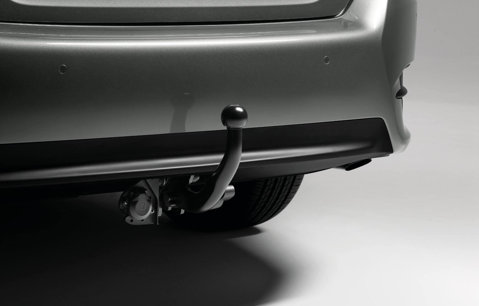 Tow Bar - Detachable/Fixed