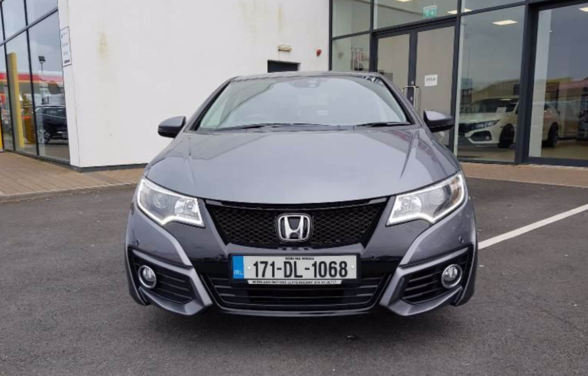 2017 (171) Honda Civic 1.6 i-DTEC Sport available from €59 Per Week at Highland Motors Honda