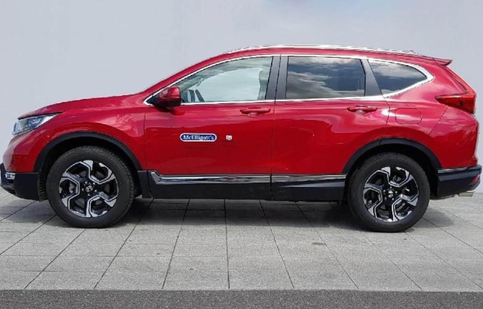 2019 (192) CR-V 1.5 i-VTEC AWD Elegance 7 Seater available at McElligott's Tralee