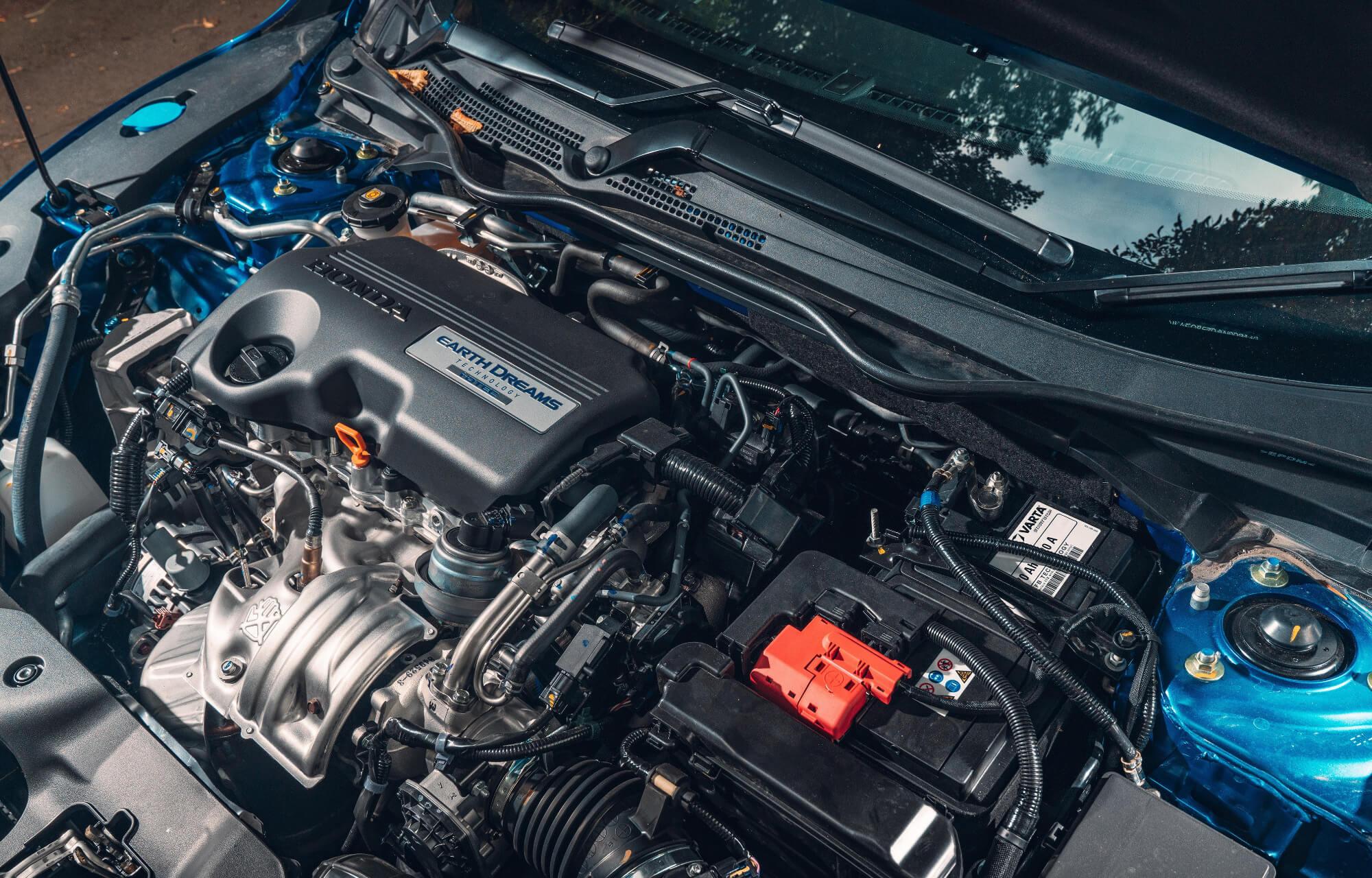 Honda Civic Sedan 4 Door