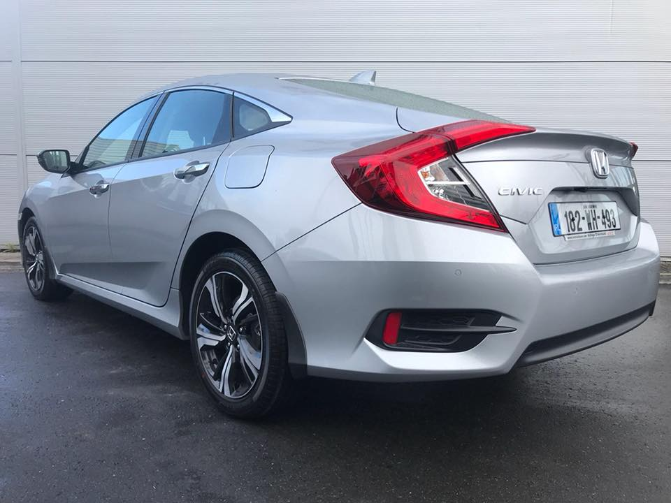 New Civic Sedan available for test drives now at Keenan Bauer Honda