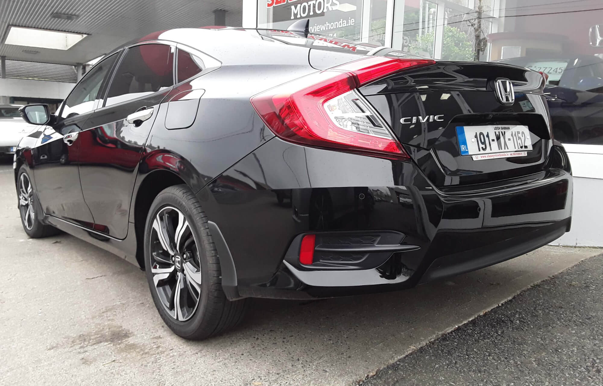 2019 Civic Sedan Premium Plus
