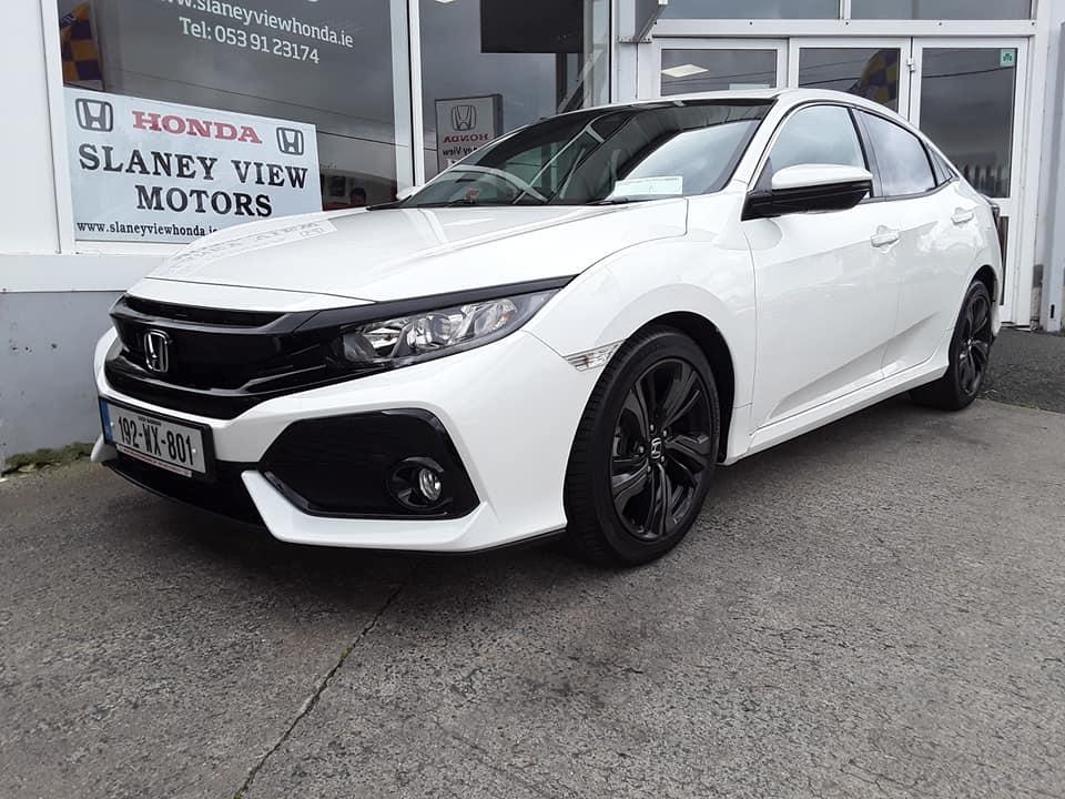 192 Honda Civic 1.0 Petrol 5DR Hatchback available at Slaney View Wexford