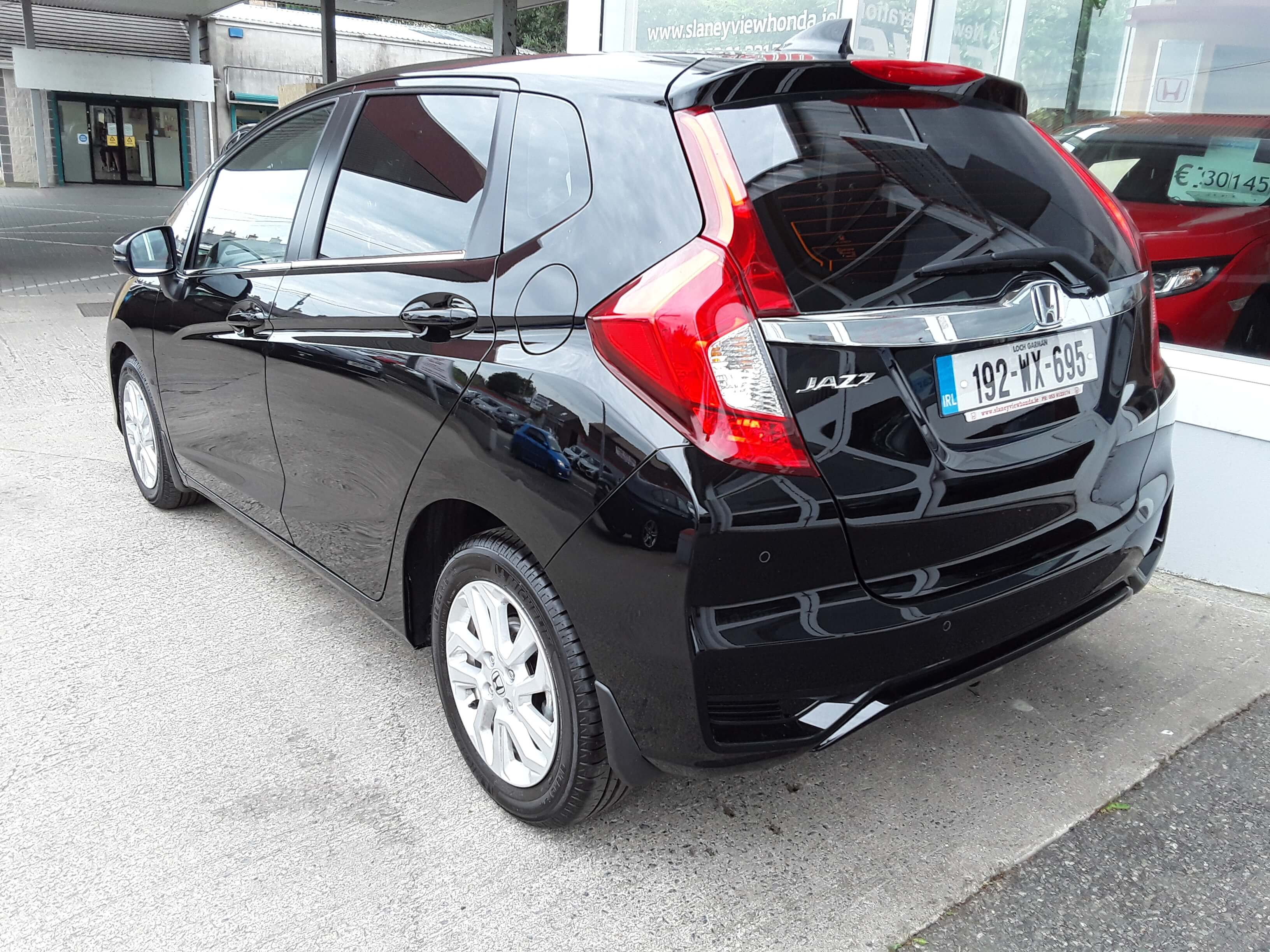 2019 Jazz 1.3 i-VTEC SE available now at Slaney View Motors Wexford