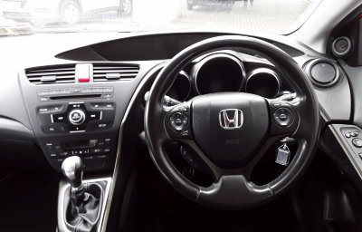2013 (131) Honda Civic 16 i-DTEC SE 4 Door - Save €1,000 at Slaney View Motors