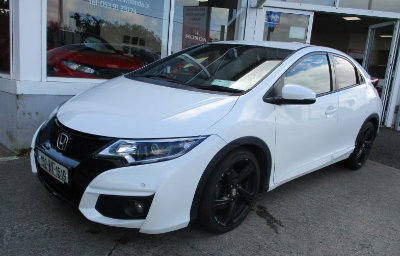 2015 (152) Honda Civic 1.6 i-DTEC Sport available at Slaney View Motors Wexford