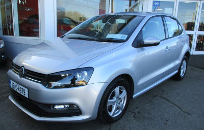 2015 (151) Volkswagen Polo 1.0L Petrol Bluemotion 5 Door available at Slaney View Motors