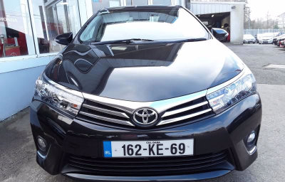 2016 (162) Toyota Corolla 1.4 Diesel Lunar 4 Door - Save €500 at Slaney View Motors