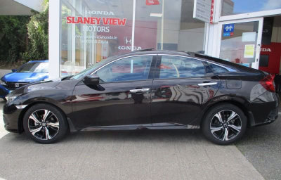 2020 (202) Honda Civic Sedan 4 Door 1.0 i-VTEC Turbo Premium - Save €1,000 at Slaney View Motors