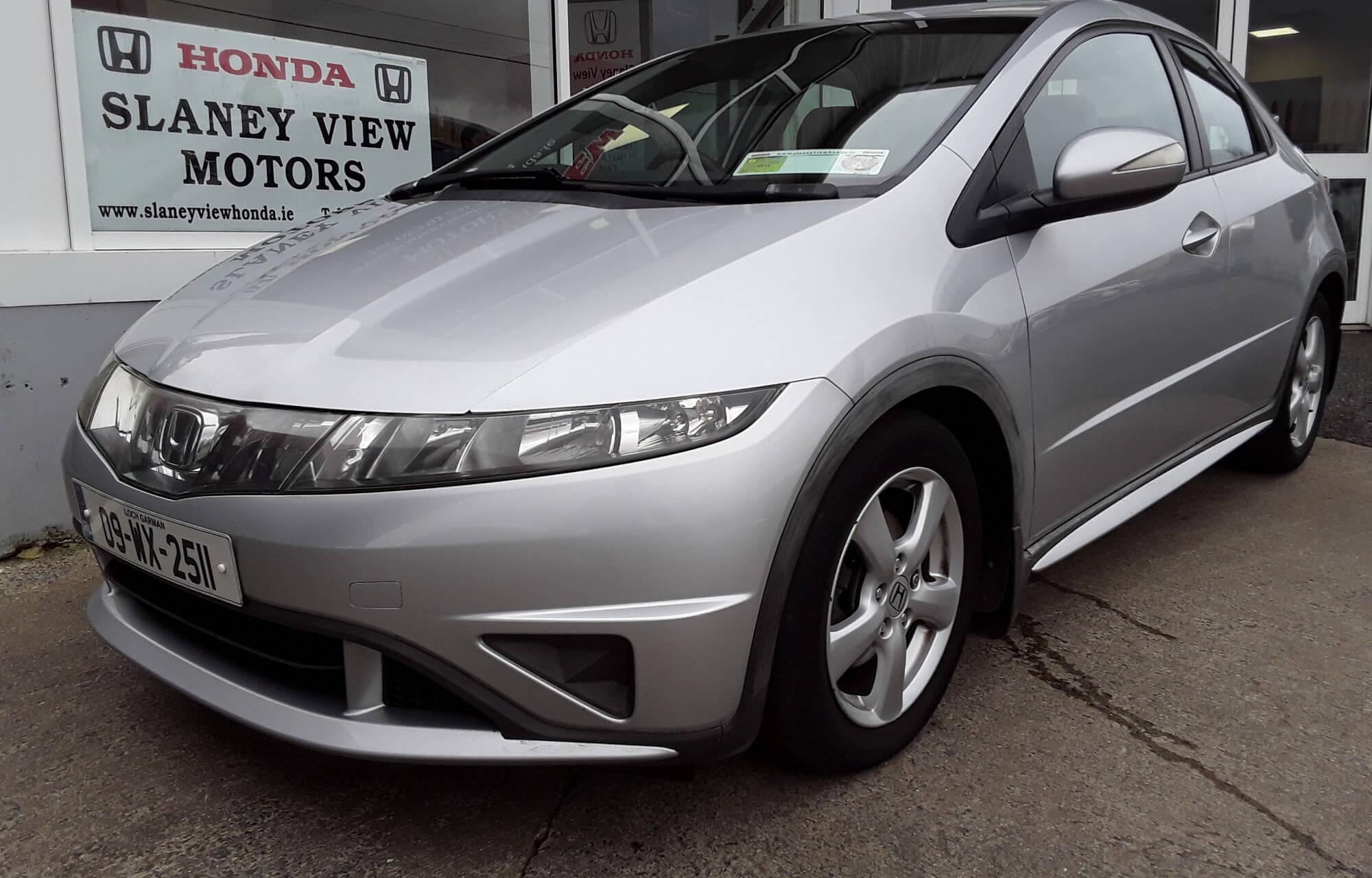 Pre-owned Honda Civic Bonanza only at Slaney View Motors