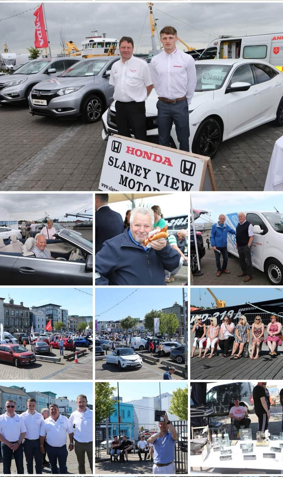 Slaney View Motors at Wexford Motor Show 2018