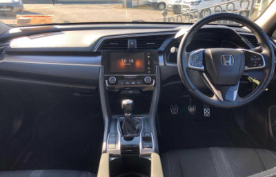 2018 (182) Honda Civic Sedan 1.6 i-DTEC ES Smart Plus 4 Door available at Kilkenny Honda Centre