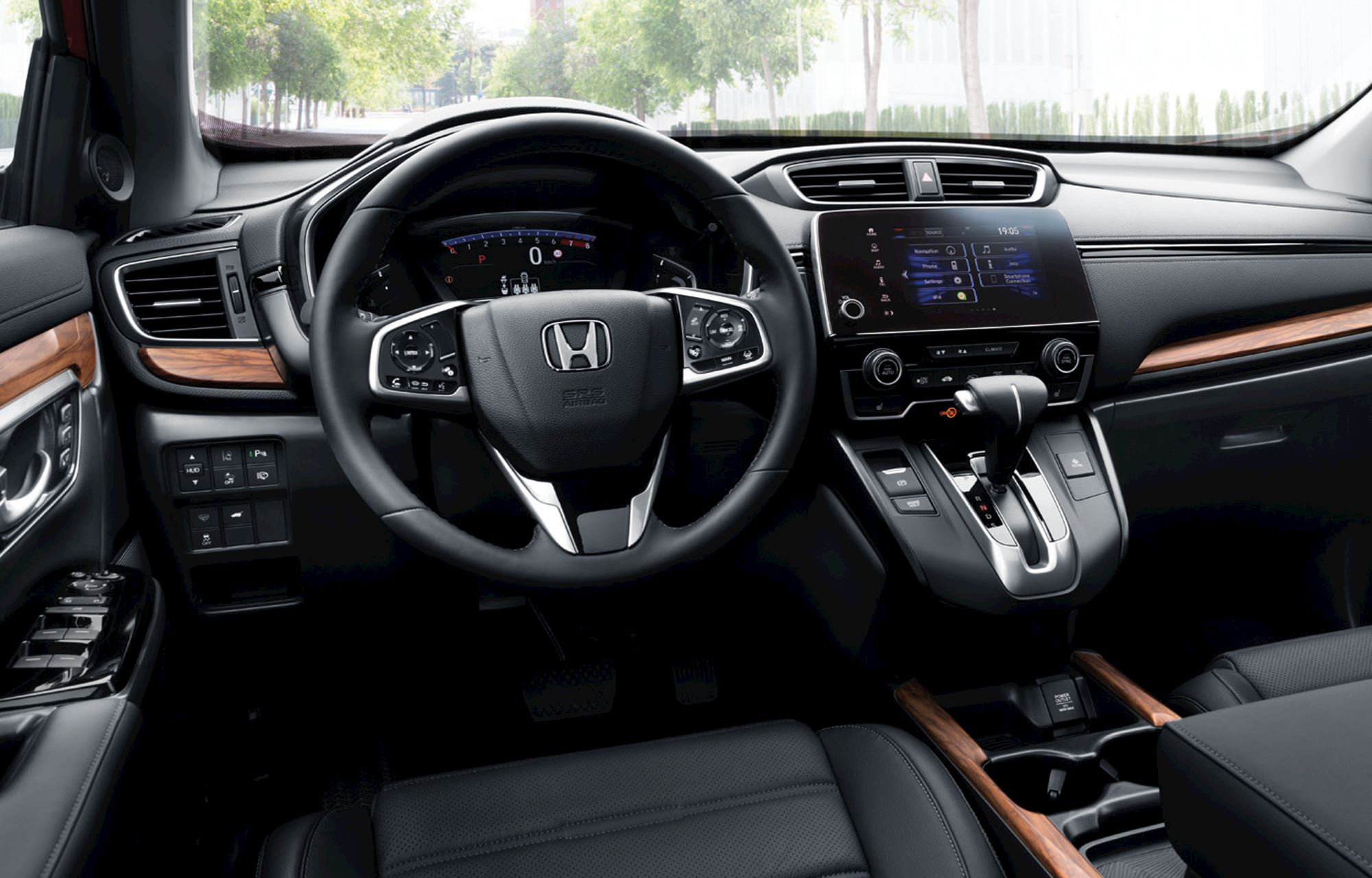 Honda CR-V Hybrid, Petrol and Diesel available at Gowan Motors with 5.9% APR