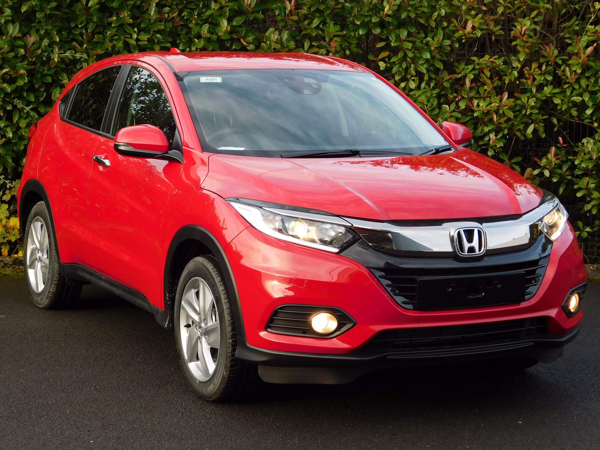 2019 HR-V available at Fitzpatrick's Garage Kildare
