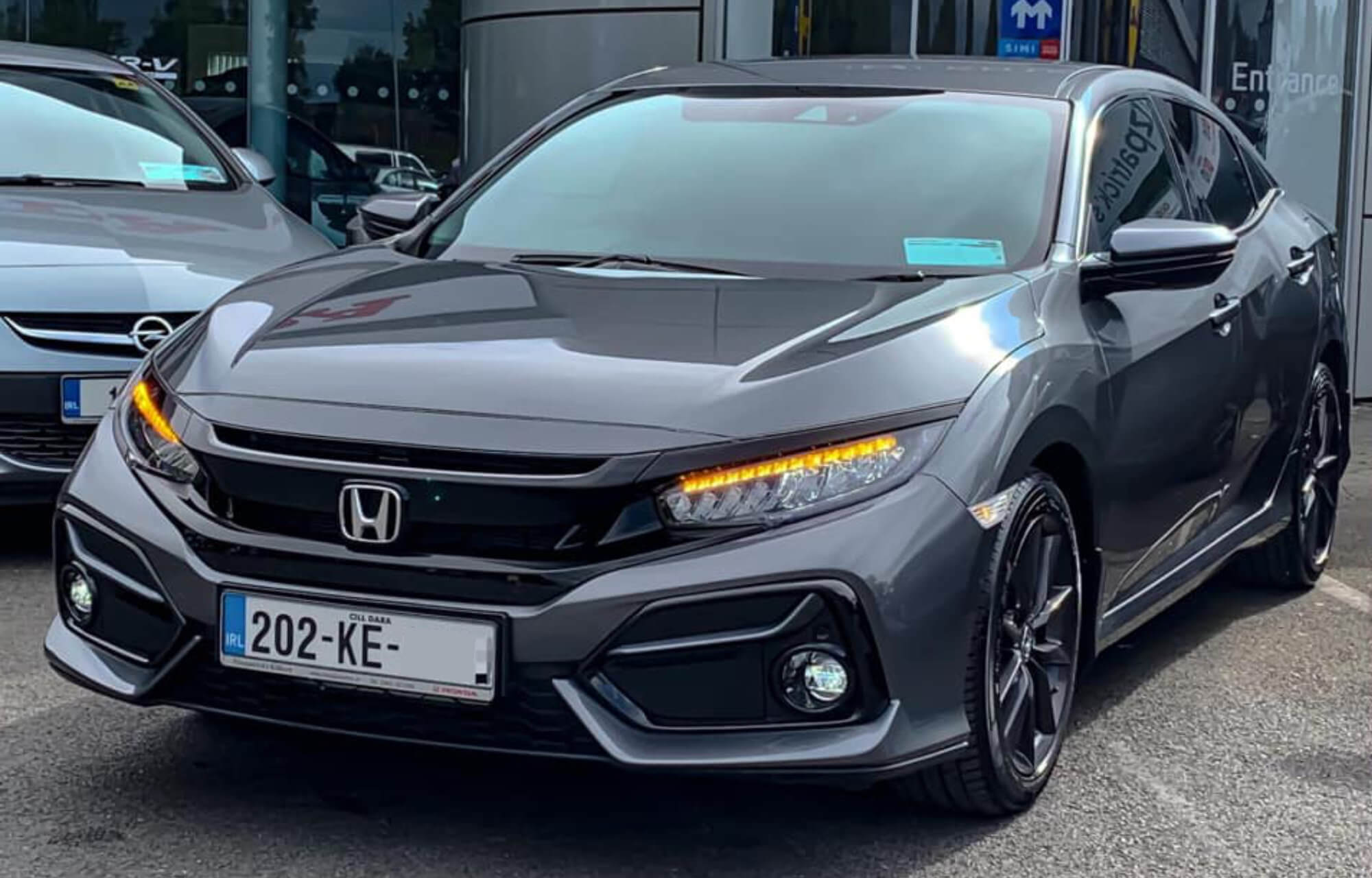 202 Customer Collections from Fitzpatrick's Honda Centre Kildare
