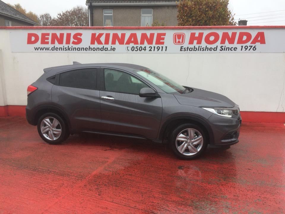 All-New HR-V arrives at Denis Kinane Honda