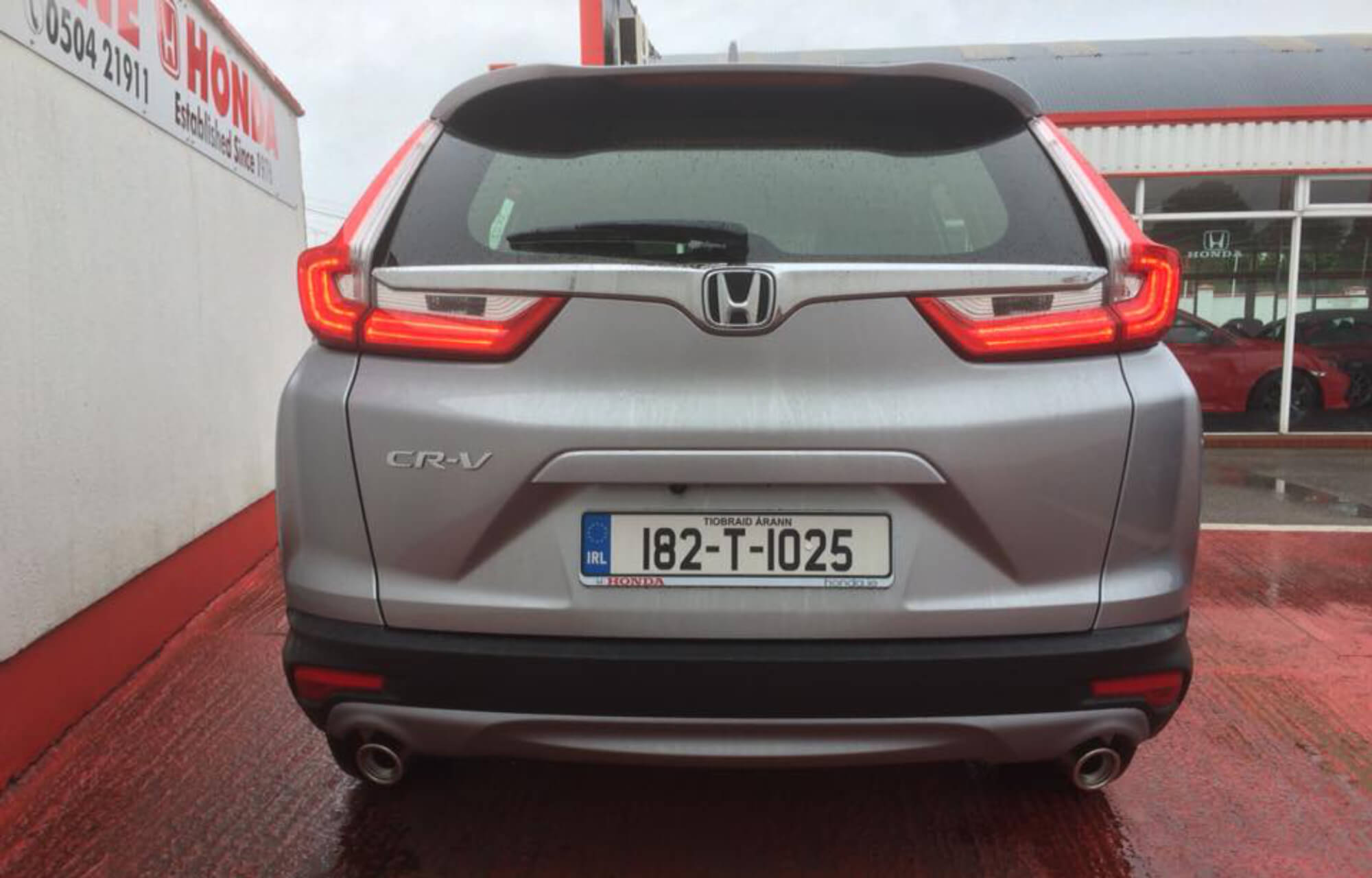All-New CR-V available now at Denis Kinane Motors