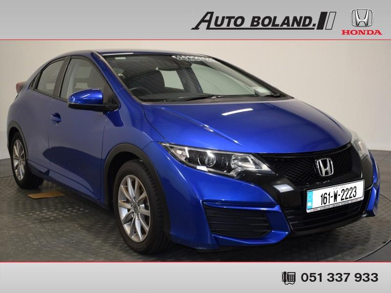2016 Honda Civic Available with €500 one4all voucher