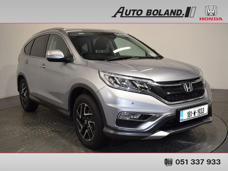 2018 Honda CR-V Available with €500 one4all voucher