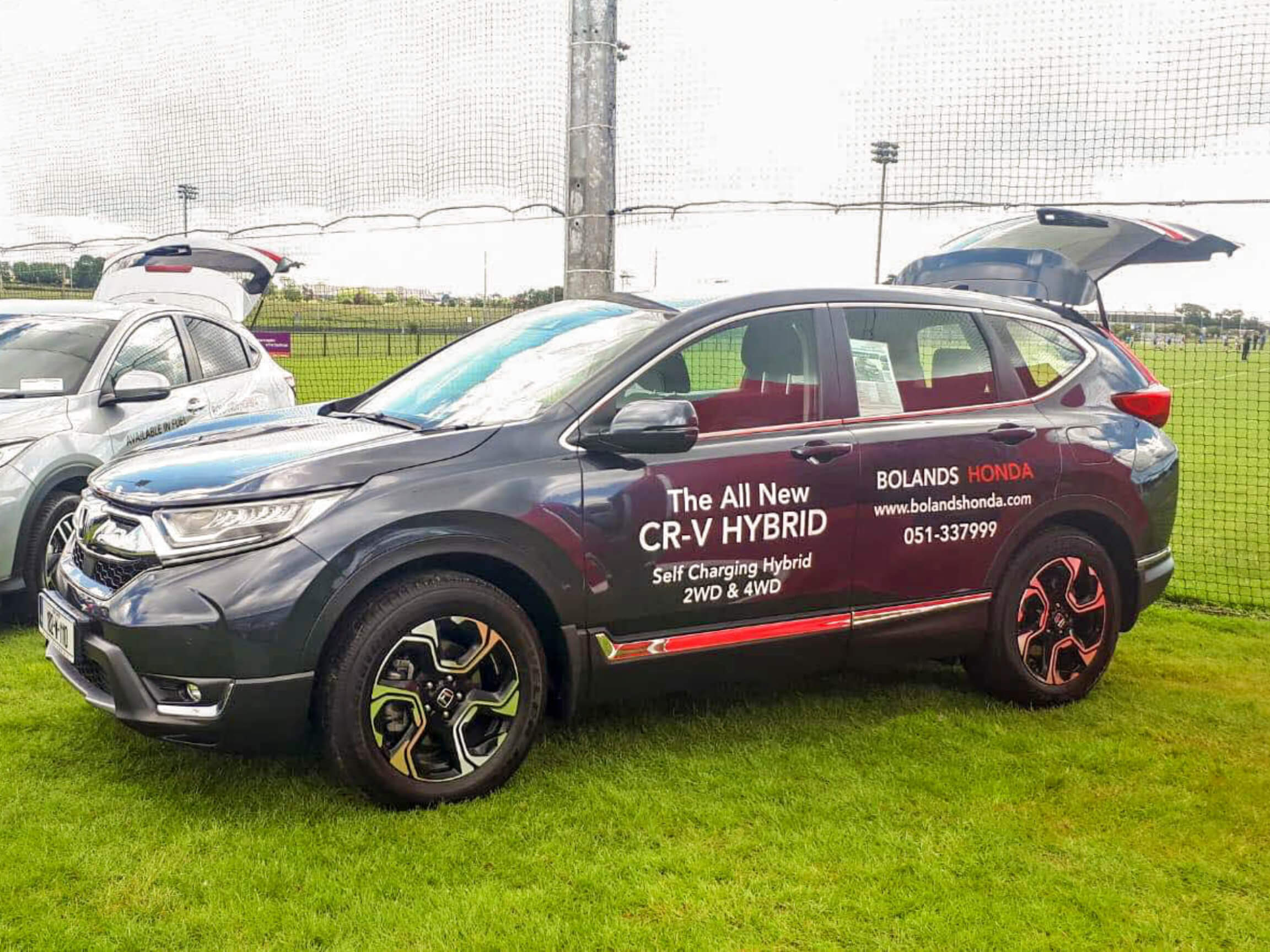 Bolands Honda Centre at Waterford Motor Show 2019