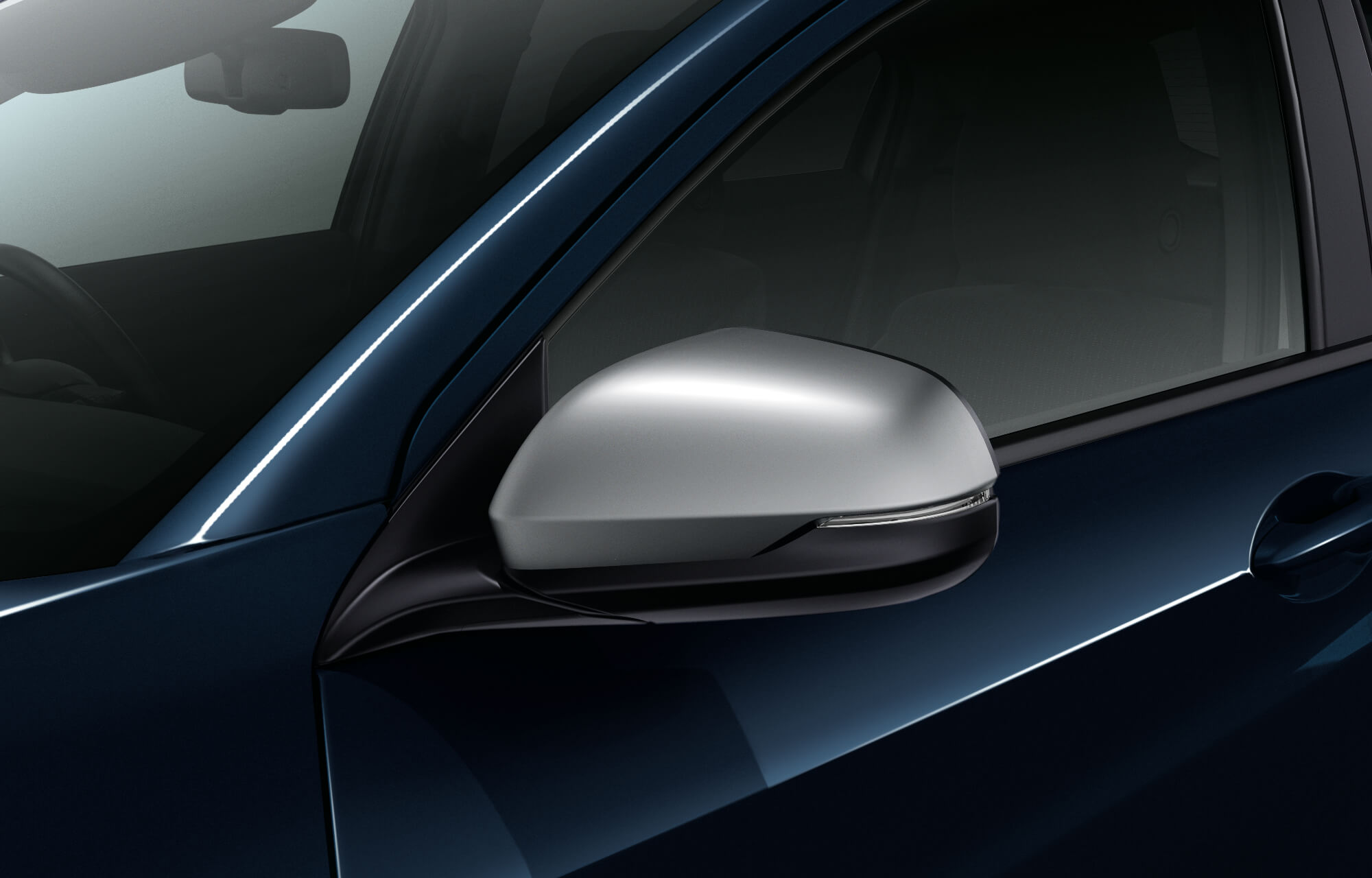 HR-V Mirror Caps
