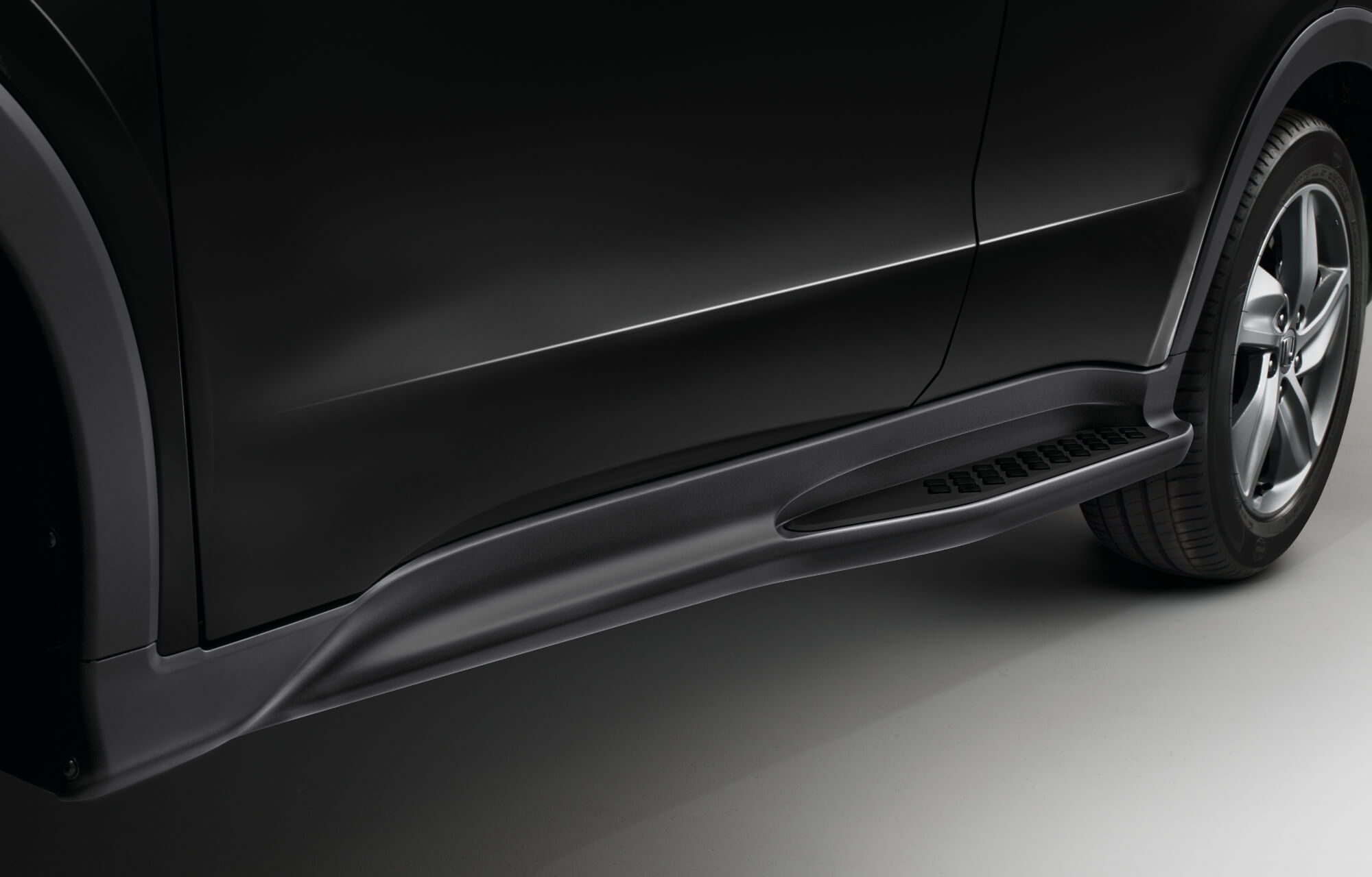 HR-V Black Edition Running Boards