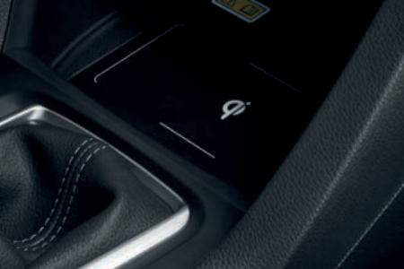 Honda Civic 4 Door Sedan Wireless Phone Charger