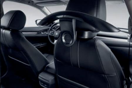 Honda Civic 5 Door Sedan - Coat Hanger Kit