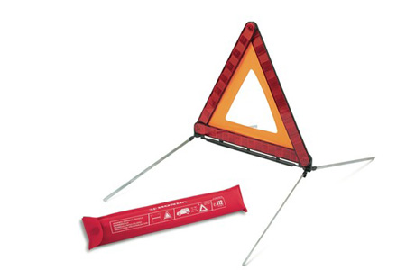 Honda Warning Triangle