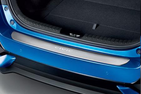 Honda Civic 5 Door Boot Step Protector
