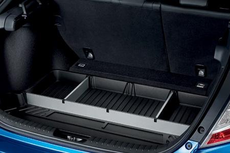 Honda Civic 5 Door Boot Tray Dividers