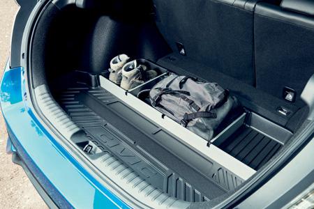 Honda Civic 5 Door Cargo Pack