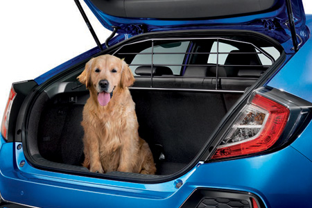 Honda Civic 5 Door Dog Guard