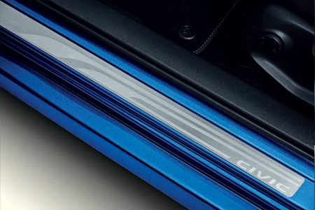 Honda Civic 5 Door Door Sill Trims
