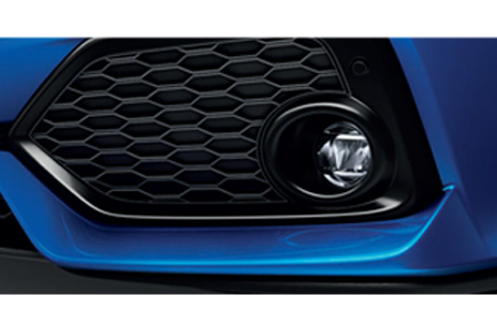 Honda Civic 5 Door Fog Lights