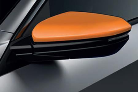Honda Civic 5 Door Mirror Caps
