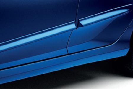 Honda Civic 5 Door Side Body Trim
