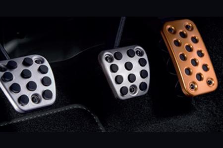 Honda Civic 5 Door Sports Pedals