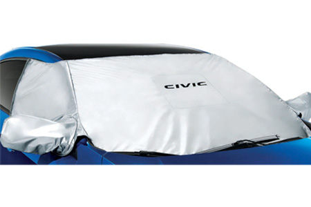 Honda Civic 5 Door Windshield Cover