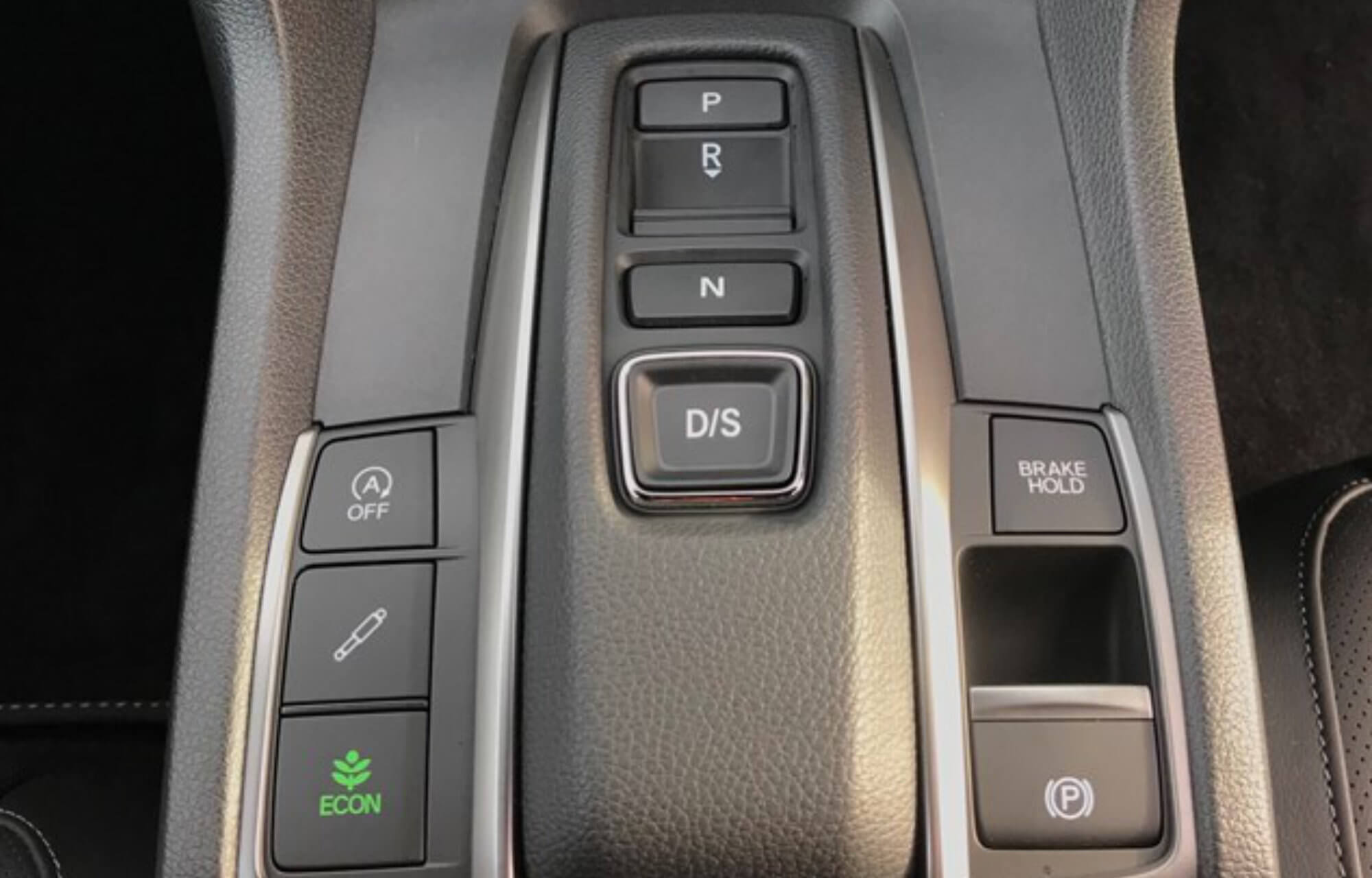 The New Civic 9-Speed Automatic