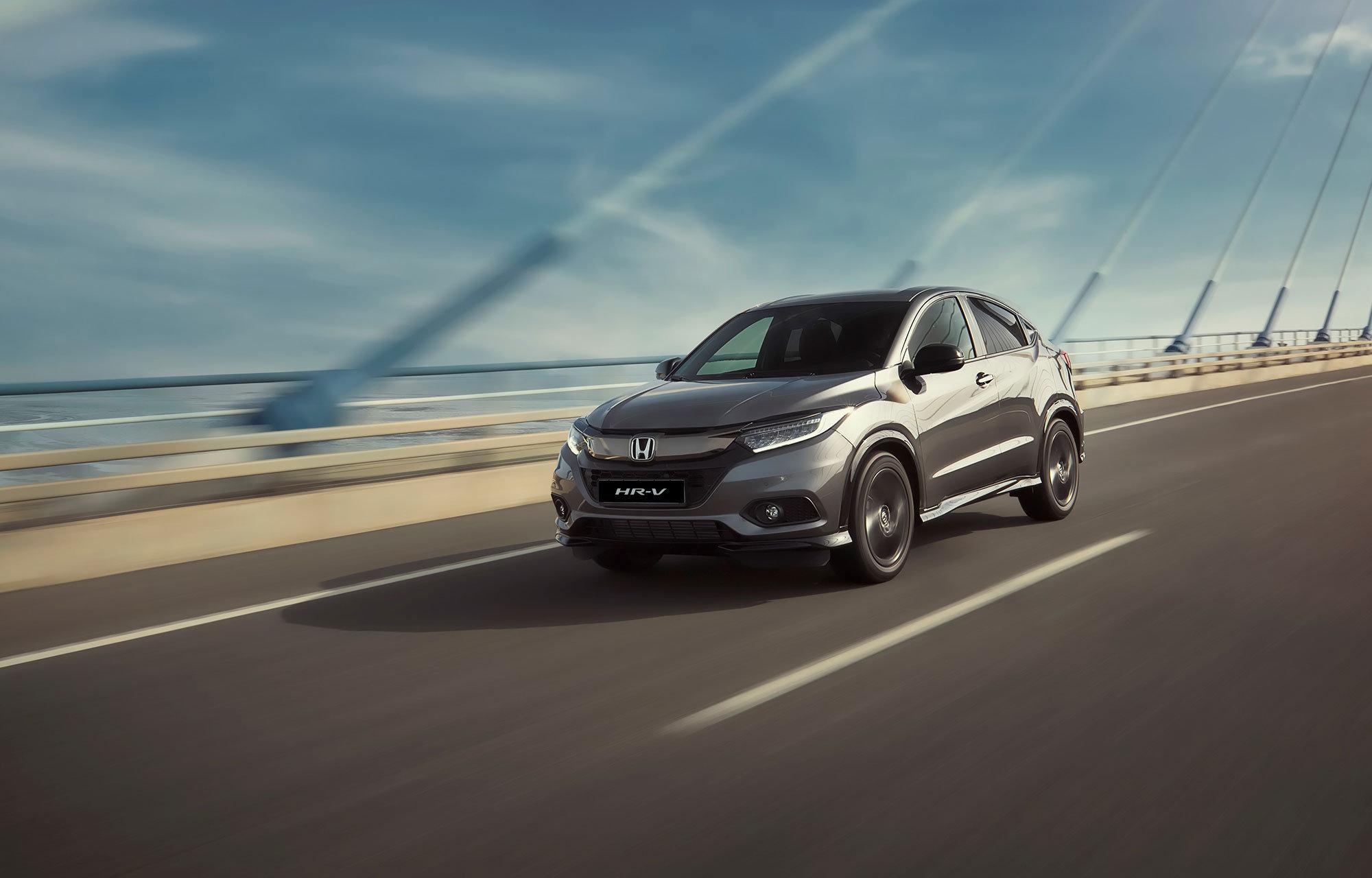 The all-new 2019 Honda HR-V