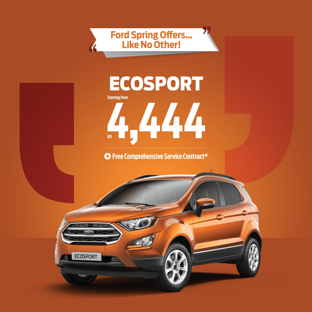 Ford Ecosport Interior Top View: Ecosport... Gear Up For The Challenge