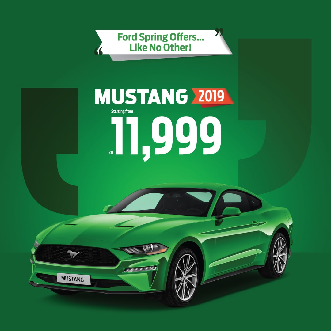 Ford Mustang... The Power of Pride
