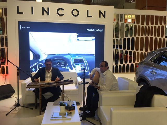 ALGHANIM LINCOLN AT THE KUWAIT MOTOR SHOW 2020​