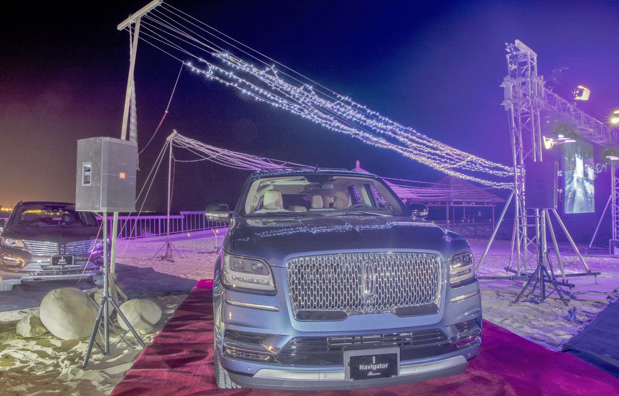 Lincoln Alghanim sponsors Kuwait International Fashion Week