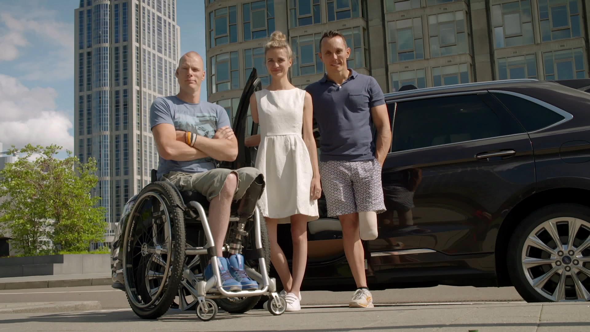 Anders kijken met Ford, disabilitymanagement